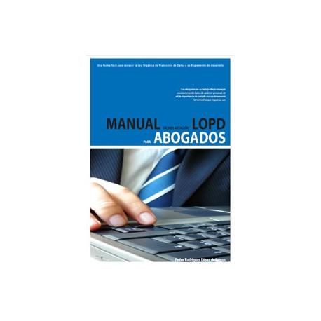 Manual de implantación LOPD para Abogados